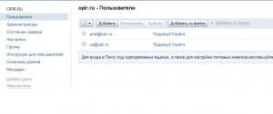 mail.ru корпоративні ящики