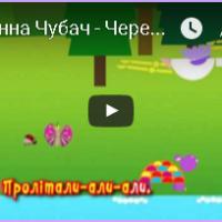 Ганна Чубач - Черепаха-АХА